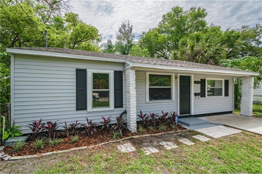Seminole Heights Starter Home