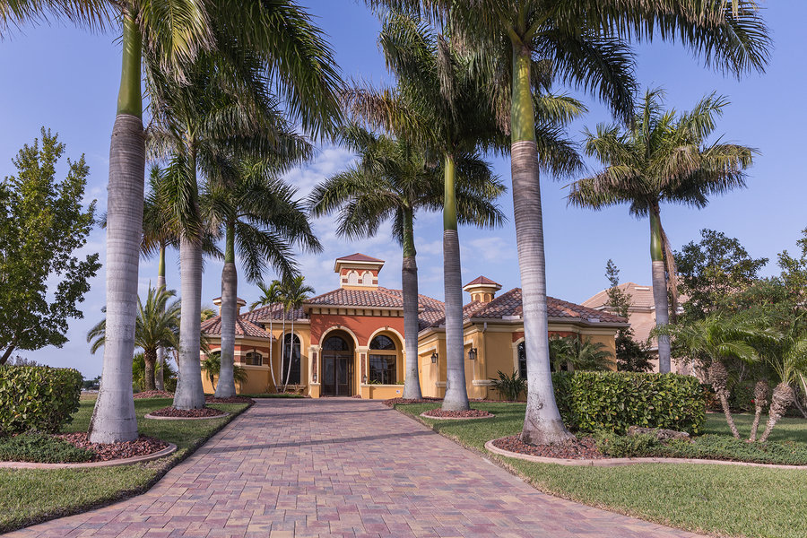 St. Petersburg Gated Communities