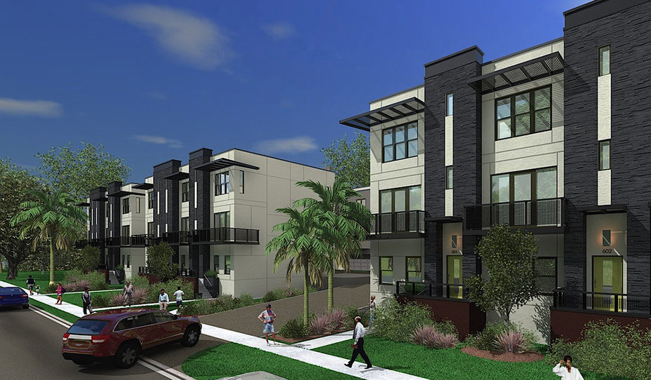 Exchange at Westshore Townhomes For Sale