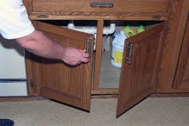 Look in Cabinets